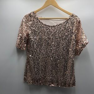 Tops - Women's Sparkly T Shirt